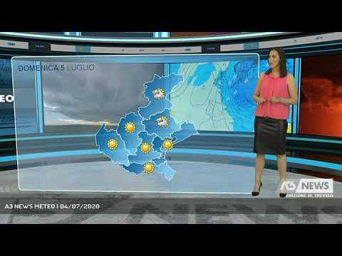A3 NEWS METEO | 04/07/2020