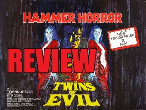 Twins Of Evil (1971) Review - Eric Loubert Horror