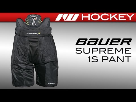 Bauer Supreme 1S Pant Review