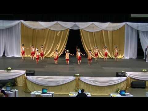 MN HNY 2016-17 Rivercentre - Day 2 Dance Competition -  Nkauj Hmoob Ntshiab Si (видео)