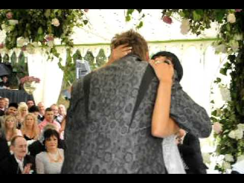 Kurt Darren & Dunay Nortje – pas getroud!