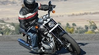 7. 2009 Harley-Davidson XR1200 First Ride - MotoUSA