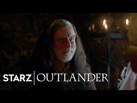 Outlander 1.03 Clip 'One of a Kind Man'