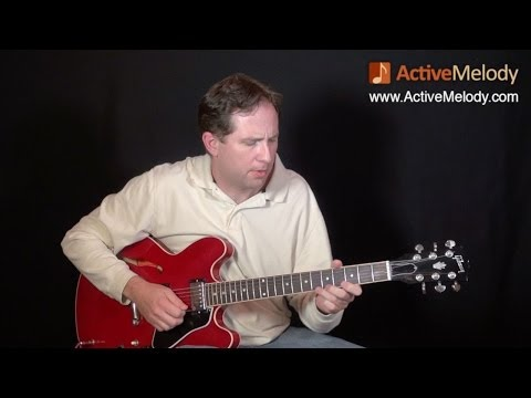 Rockabilly, Carl Perkins Style Guitar Lesson — EP024