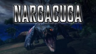 Monster Hunter - Meet the Nargacuga