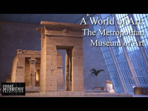 art - Founded in 1870, the Metropolitan Museum of Art in New York City is a three dimensional encyclopedia of art history. Produced for Public Television by Great ...