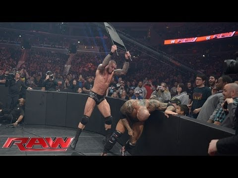 Video Batista vs. Randy Orton - No Disqualification Match: Raw, March 31, 2014 download in MP3, 3GP, MP4, WEBM, AVI, FLV January 2017