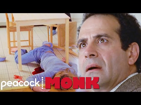 The First EVER Scene | Monk