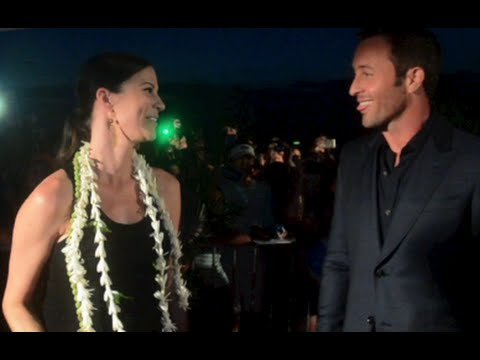 Behind the Scenes: Hawaii Five-0 Season 6 Red Carpet Premiere Outtakes
