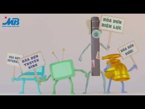 MBbank- Thanh toán hóa đơn