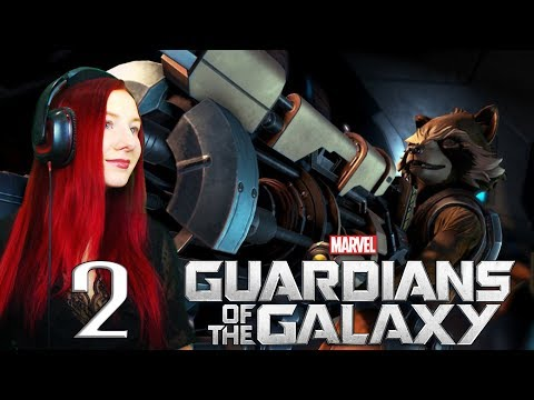 2 эпизод  ►Marvel's Guardians of the Galaxy: The Telltale Series