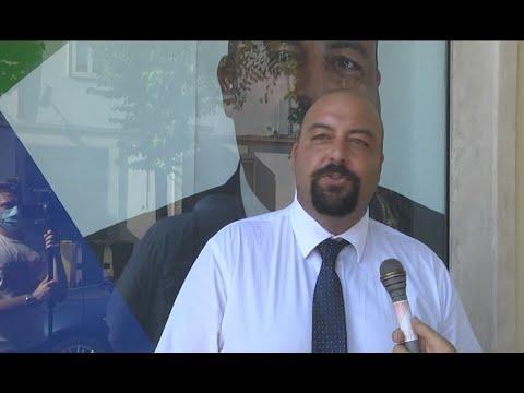Avezzano - Inaugurata la sede elettorale di Mario Babbo