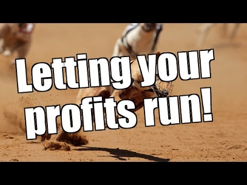 Trading on Betfair & Bet Angel – Letting your profits run