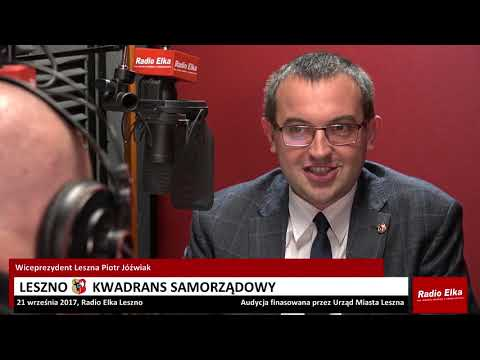 Wideo1: Leszno Kwadrans Samorządowy 21 września 2017