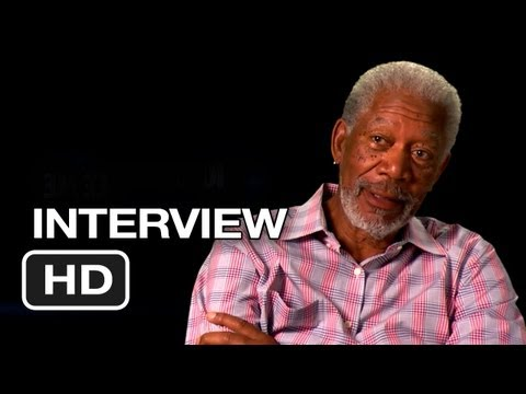 Now You See Me Interview - Morgan Freeman (2013) - Jesse Eisenberg Movie HD Video