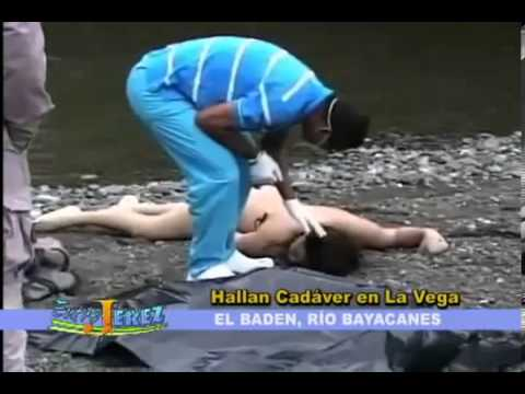 drowned woman - Hallan Cadáver en La Vega 25-08-2011 MUJER AHOGADA REAL REAL DROWED WOMAN BODY RESPUESTA EL CUERPO DE LA MUJER DE MI VIDEO ES UNA MUERTA REAL POSIBLEMENTE ...