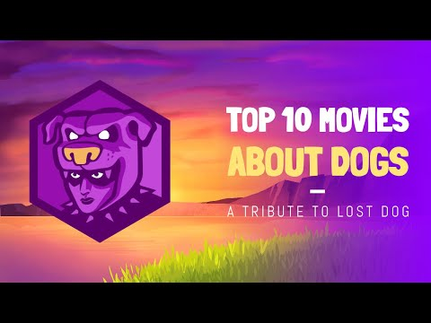 Top 10 DOG Movies  A Tribute to Lost Dog