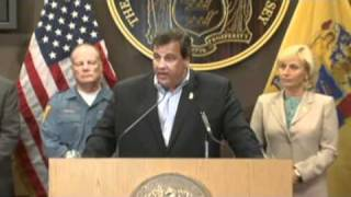 Governor Chris Christie: Get the Hell Off the Beach