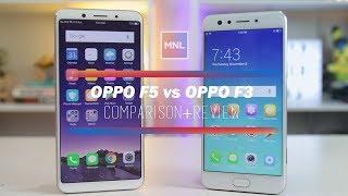 Video OPPO F5 vs OPPO F3 Comparison Review - Which is better? MP3, 3GP, MP4, WEBM, AVI, FLV Februari 2018