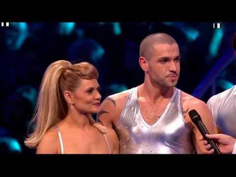 Dancing On Ice 2013 R2 Duel – Anthea Turner vs Shayne Ward