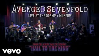 Video Avenged Sevenfold - Hail To The King (Live At The GRAMMY Museum®) MP3, 3GP, MP4, WEBM, AVI, FLV Agustus 2018