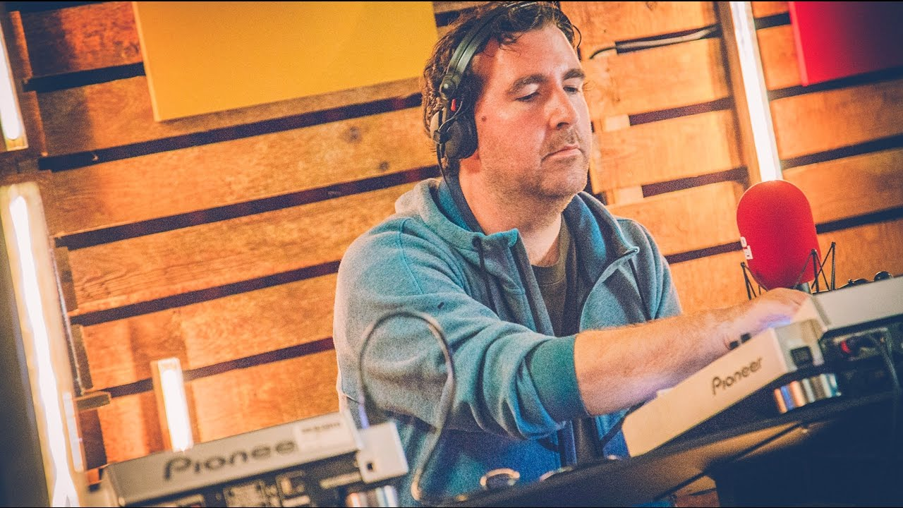 Joe Goddard - Live @ Studio Brussel 2017