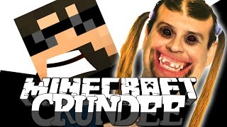 Minecraft: CRUNDEE CRAFT | GERTRUDE and BEATRICE Troll!! [46]