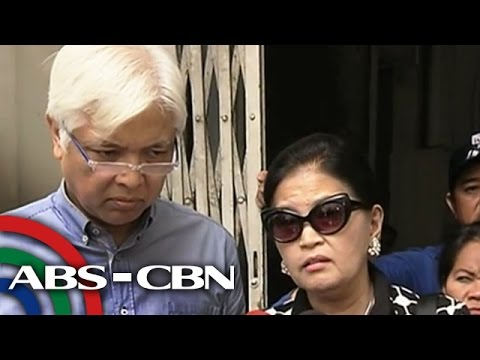 wife - DOJ wants to dismiss the involvement of the businessman in the criminal case of Enzo Pastor. Subscribe to the ABS-CBN News channel! - http://bit.ly/TheABSCBNNews Watch the full episodes of...