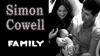 Simon Cowell (X Factor, BGT) Family (his parents, brothers, sister, wife, son)