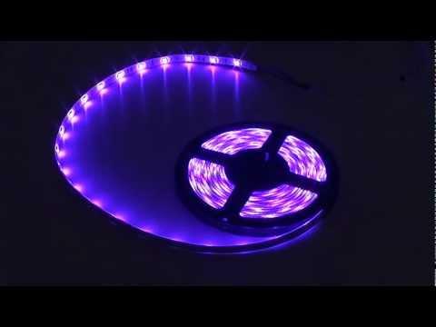 Strip Led RGB Striscia Luminosa RGB Multicolore su www.scalinci.it