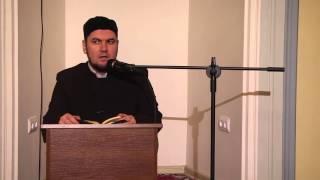 Тимергали хазрат Юлдашев. Урок в Галеевской мечети