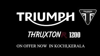 10. Special offer   Triumph Thruxton R   Kochi