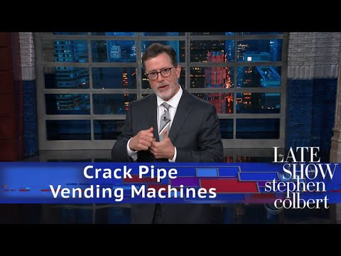 Cops Crack Down On Long Island's Crack Pipe Vending Machines