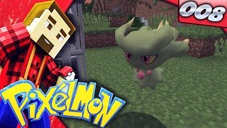 IS THAT A YELLOW BOSS OR A SHINY???   Minecraft Cube Pixelmon #8