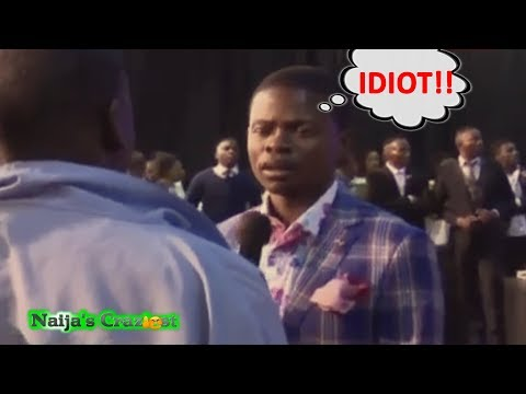 Prophet Bushiri Paid Actor Implicates Him During Staged Deliverance