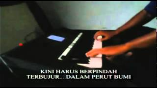 Sebujur Bangkai Karaoke Dangdut Style Yamaha PSR S750 Sampling Video