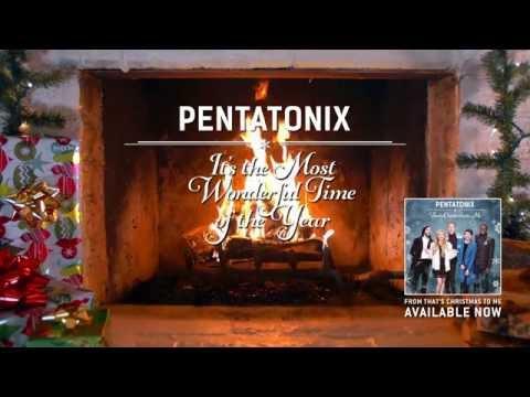 Tekst piosenki Pentatonix - It's The Most Wonderful Time Of The Year po polsku
