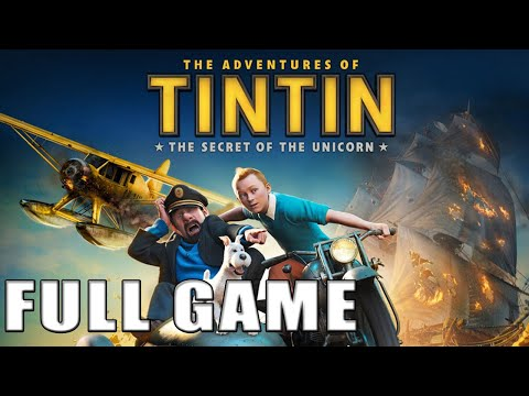 The Adventures of Tintin【FULL GAME】| Longplay