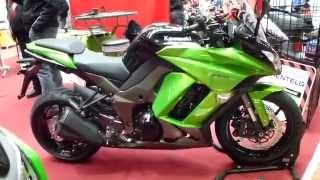 3. 2013 Kawasaki Z 1000 SX 1043 cm3 138 Hp 240 Km/h 149 mph * see also Playlist