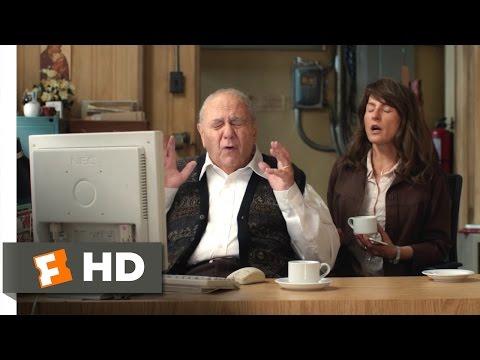 My Big Fat Greek Wedding 2 - Grandpa's Computer Scene (1/10) | Movieclips