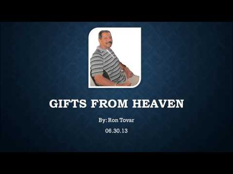 Ron Tovar   Gifts from Heaven
