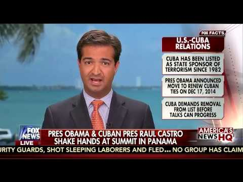 Carlos Curbelo on President Obama's meeting with Cuban Dictator Raul Castro
