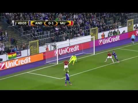 Anderlecht vs Manchester United 1--1 All Goals & Highlights 13⁄04⁄2017