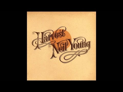 Neil Young-Old Man (Lyrics) (High Quality)