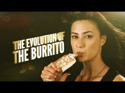 The Evolution Of The Burrito