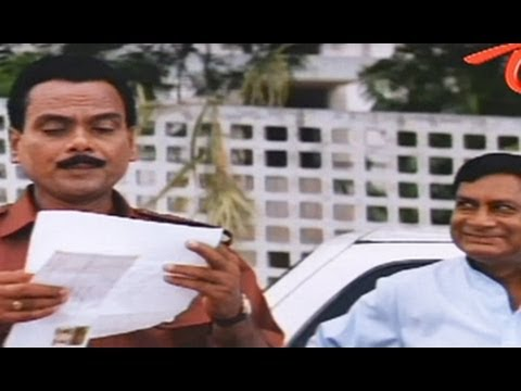 Hilarious Comedy Scene Between LB Sriram and MS Narayana 16 May 2013 06 PM