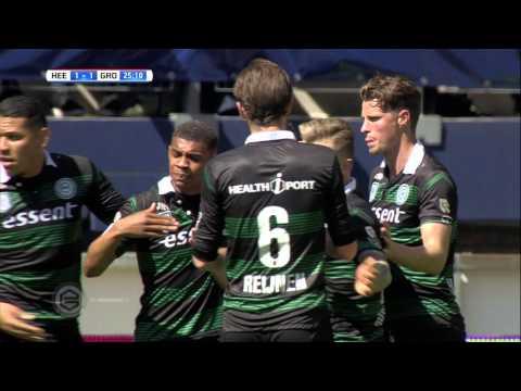 Samenvatting SC Heerenveen - FC Groningen