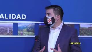 VIDEO CON ENTREVISTA REALIZADA AL INT DE CAPILLA: SE CUMPLEN 10 MESES DE GESTION: NOTA AL INTENDENTE DIAZ