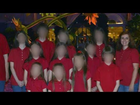 Turpin Children l 13 siblings allegedly held captive at home by parents l 20/20 Part 1