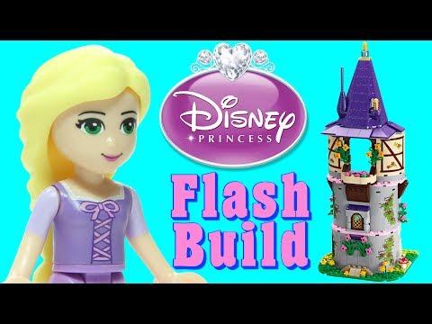 Vidéo LEGO Disney 41054 : La tour de Raiponce